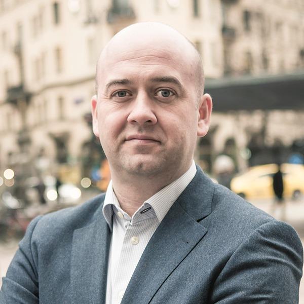 Brendan O'Riordan